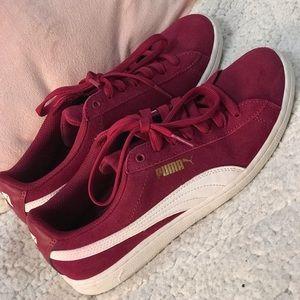 Pumas Tennis-shoes